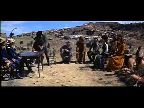 The Hallelujah Trail - Donald Pleasance - Brian Keith - 1965 - Full Movie