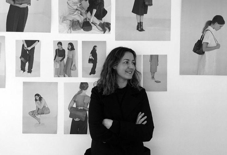 Entrevista a Ana Gallego, diseñadora de la firma de marroquinería SUR SAC.