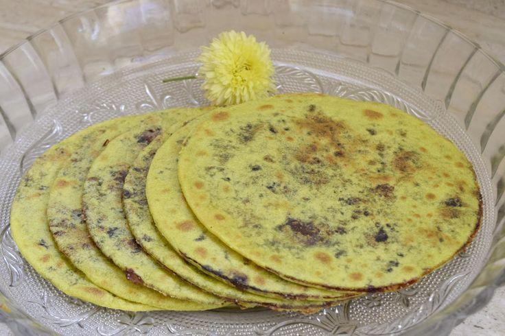 Poorni's Easy Cookbook: Dates Puranpoli/ Kharjurada hoLige/ Dates obbattu ...