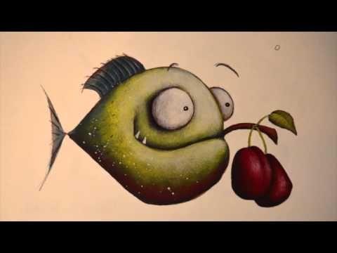 Piranhas don't eat bananas written by Arron Blabey Read by Miss Keating- Australian Primary School teacher.