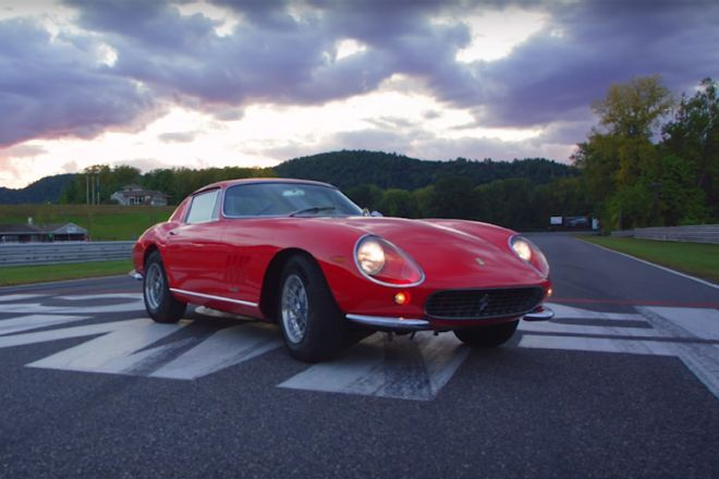 Petrolicious Visits with Skip Barber and his Ferrari 275 GTB The Ferrari owned by a legend. http://www.automobilemag.com/features/news/petrolicious-visits-with-skip-barber-and-his-ferrari-275-gtb/