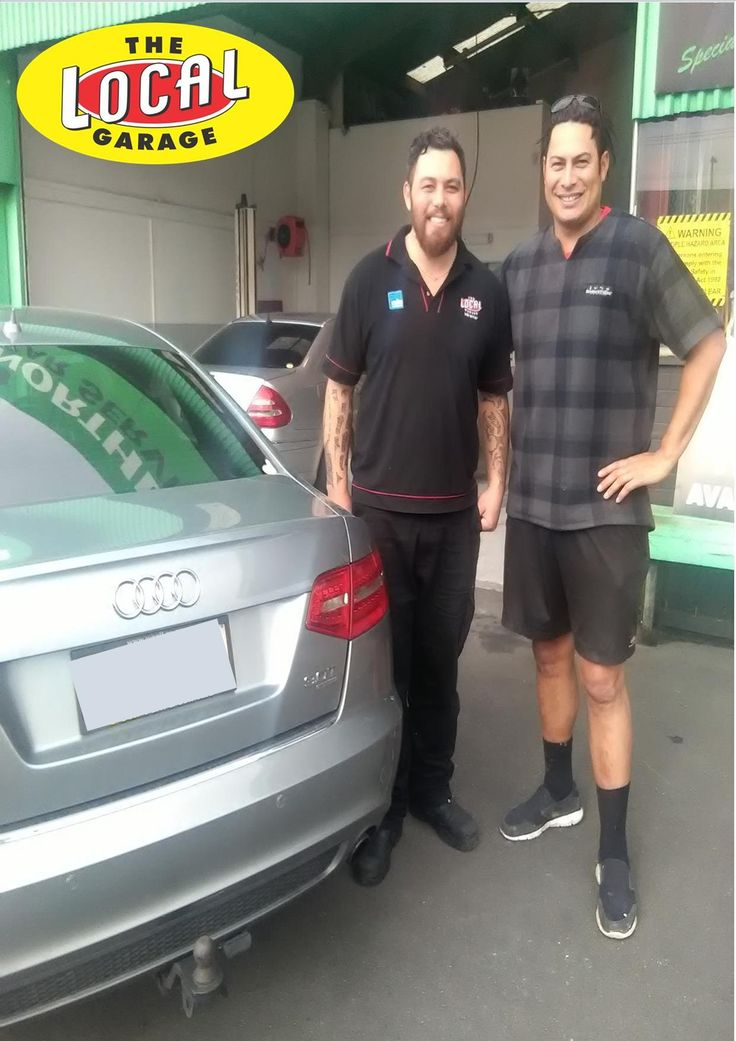 Daz is a #Softball player & our good friend Brad Rona booked his #Audi in for a premium service today, congratulations on your retirement Brad! #worldchamp #bradrona #coach? @thelocalgarageauck for all of your WOF, car servicing & repairs Phone 09 4422-441