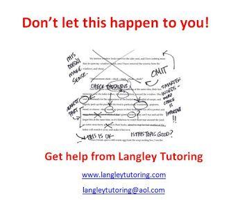 #tutoring #essays #langley #parenting #students #school   Lisa Huppee (Langley Tutoring) - Google+