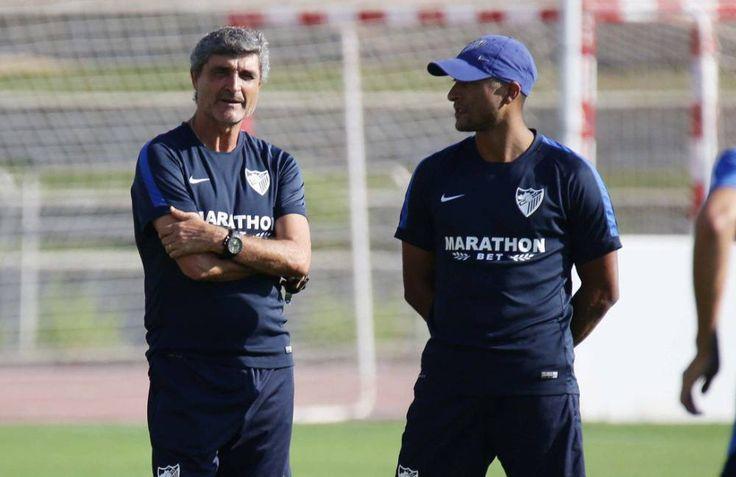 """Juande: """"Los buenos resultados dan tranquilidad al equipo"""" El técnico malaguista analizó el derbi ante el Granada CF: """"Será un partido igualado y difícil. El equipo que quiera ganar tendrá que trabajar mucho"""". @Malaga #9ine"""