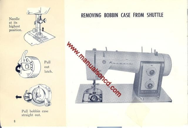 lx3125 sewing machine manual