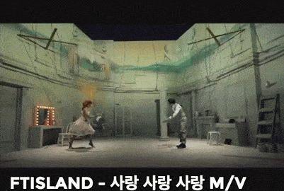 FTISLAND - 사랑 사랑 사랑 M/V【KPOP Korean POP Music K-POP 韓國流行音樂】
