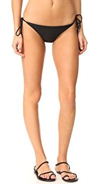 New Tori Praver Swimwear Jess Bikini Bottoms online. Enjoy the absolute best in Solid