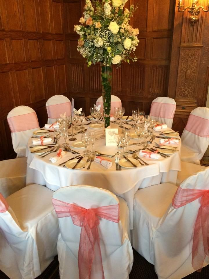 Pink Sash - Perfect Wedding Days