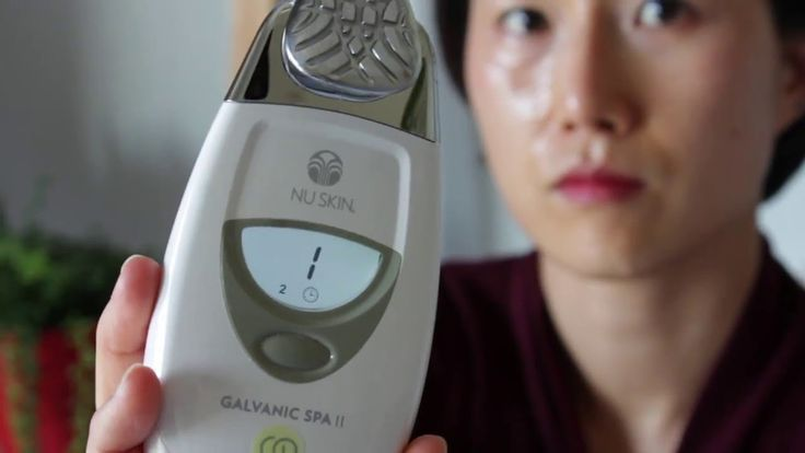 [SPA TREATMENT AT HOME] Minimise lines & wrinkles. Firm up sagging skin. Increase circulation and skin absorption.  #beauty #spa #tech #skincare #facial #homebeauty #galvanic #wrinkles #skin #firming
