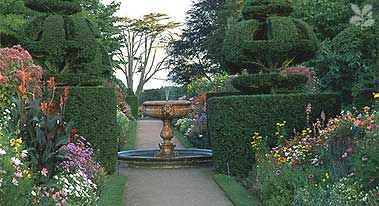 Nymans Garden West Sussex