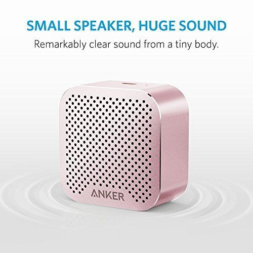 Anker SoundCore nano Bluetooth Speaker with Big Sound Best Offer 2017. Anker SoundCore nano Bluetooth Speaker with Big Sound, Super-Portable Wireless Speaker with Built-in Mic for iPhone 7, iPad, Samsung, Nexus, HTC, Laptops a. Anker SoundCore nano Bluetooth Speaker with Big Sound #Anker #SoundCore #nano #BluetoothSpeaker with #BigSound
