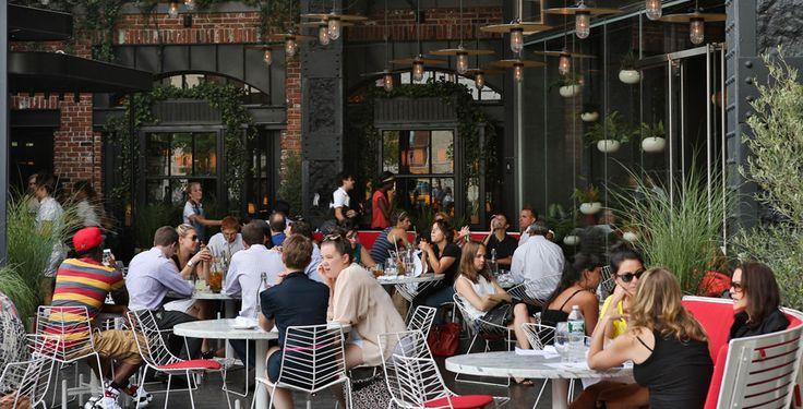 Highline Hotel Restaurant