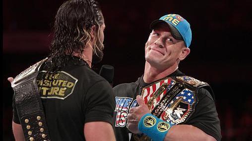 blog   John Cena and The Magic Number 16
