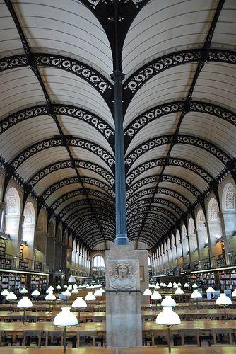 Bibliothèque Saint Geneviève