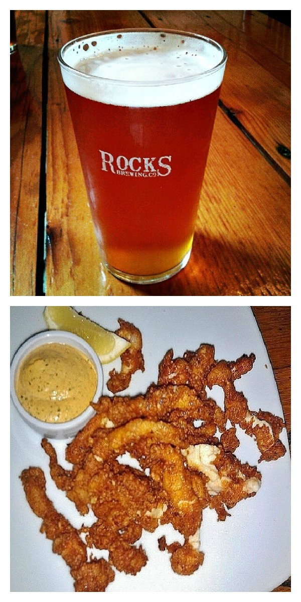 Harts Pub, The Rocks, Sydney - cozy pub in the oldest part of Sydney with great craft beer and tasty croc bites. Definite #hooroo #SecretSpots