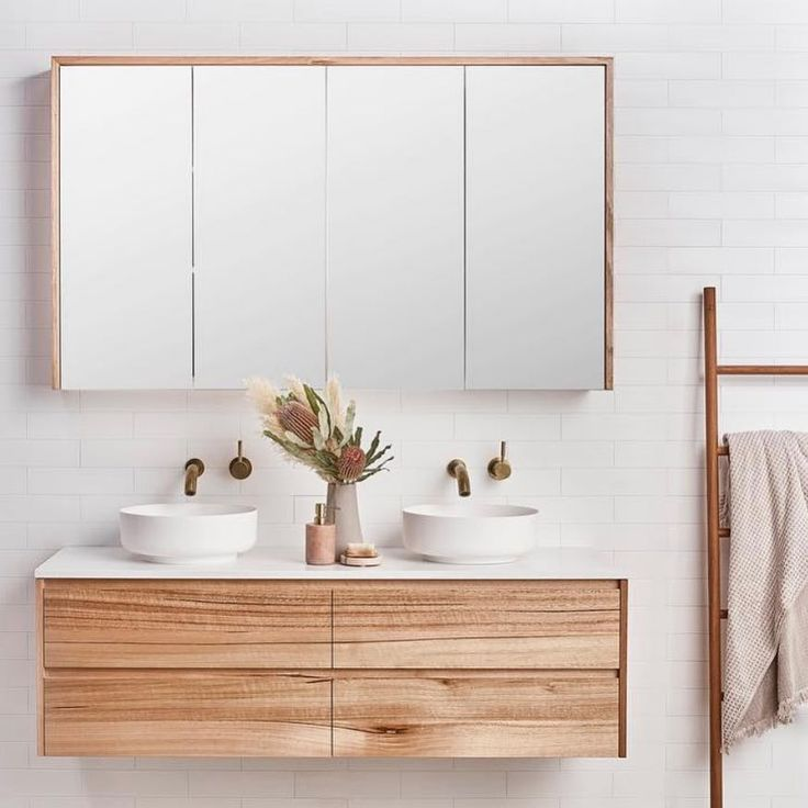 13 Dreamy Bathroom Lighting Ideas: Light, Bright And Dreamy. The Staples Range Vanity By