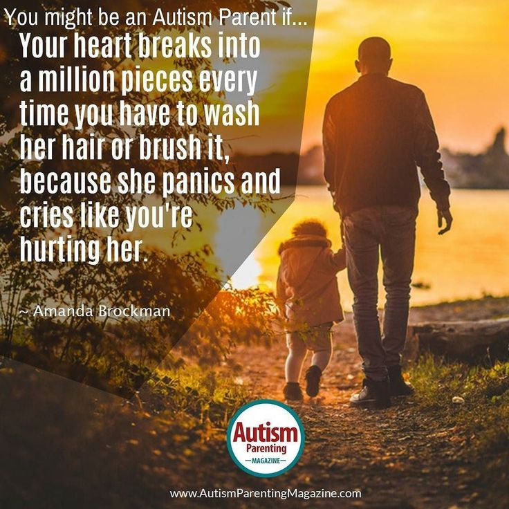 """""""You might be an Autism Parent if..."""" Double tap if you liked this post  Get a FREE issue of Autism Parenting Magazine Just follow us on Instagram: @AutismParentingMagazine Turn on """"Post Notifications"""" so you don't miss out on the contents we're sharing. Link on our profile"""