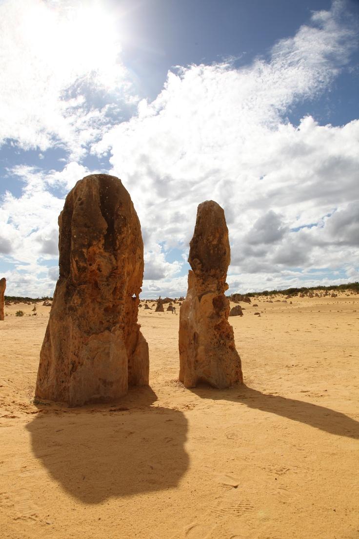 The pinnacles, Perth, Australia