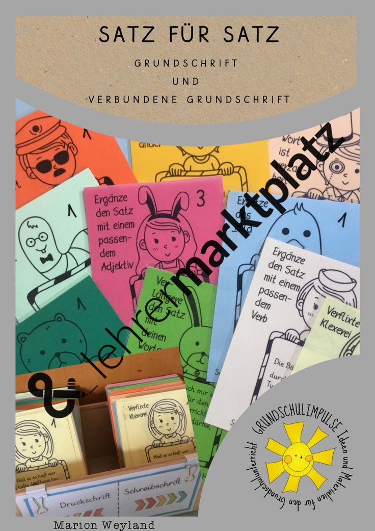 423 besten Deutsch Unterrichtsmaterialien Bilder auf Pinterest