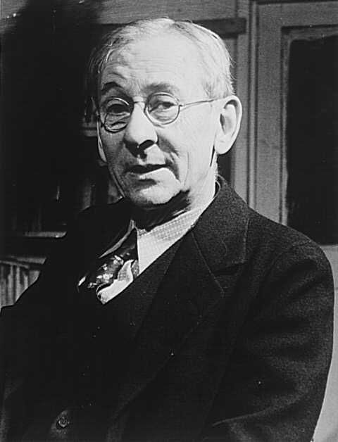 This is Mr. Lewis Hine, the voice for child laborers and for the immigrants who were detained on Ellis Island.