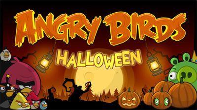 Angry Birds Halloween Peli