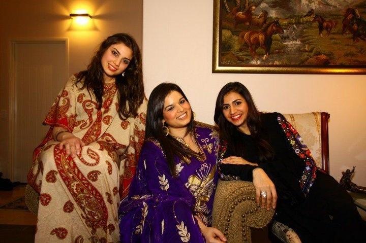 Arabian nights with the ladies