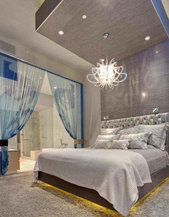 This is so gorgeous! I love this bedroom. A tranquil, relaxing place to lay your head down at.