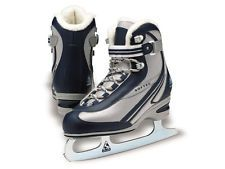 JACKSON SOFTEC CLASSIC ST2010 LADIES 6 (6.75) RECREATIONAL FIGURE ICE SKATES NEW