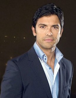 Mark Consuelos played Mateo Santos