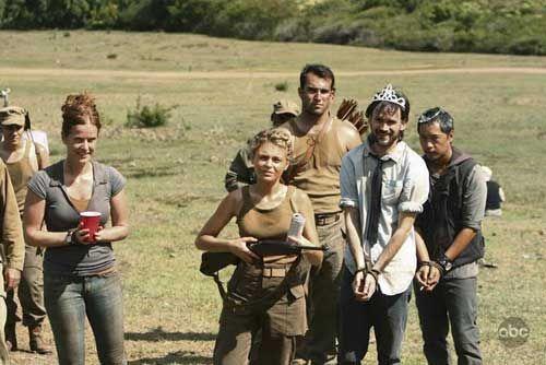 'Lost' Season 5 Behind the Scenes: Rebecca Mader, Alexandra Krosney, Ken Leung, Jeremy Davies