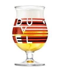 #Duvel art glass. I want one.
