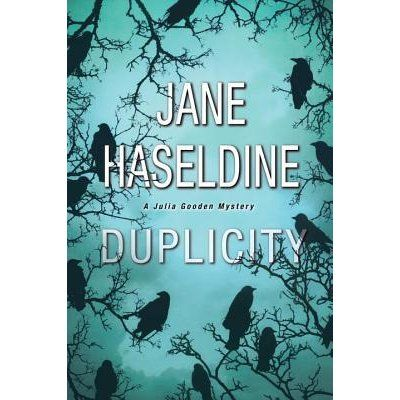 MYSTERY - In Jane Haseldine's new novel of riveting suspense, Detroit newspaper reporter Julia Gooden is up against the city's most devious crimina...