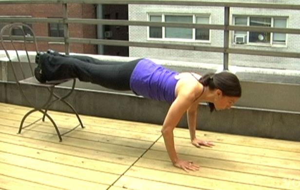 Stiletto fitness? Push-ups using paper plates? Check out these fun routines that promise serious sweat and real results.