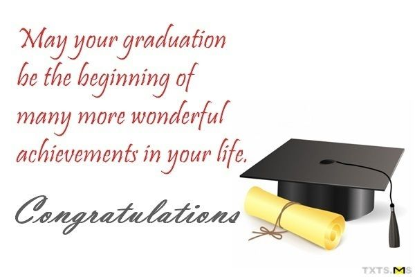 congratulations wishes for graduation day quotes messages