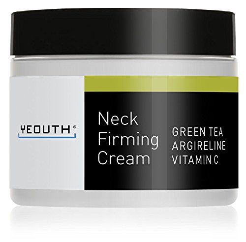 Best Makeup Bag | YEOUTH Neck Cream for Firming Anti Aging Wrinkle Cream Moisturizer Skin Tightening Helps Double Chin Turkey Neck Tightener Repair Crepe Skin with Green Tea Argireline Vitamin C  GUARANTEED * Check out the image by visiting the link. Note:It is Affiliate Link to Amazon.