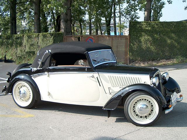 DKW F5 Roadster • 1937 Maintenance/restoration of old/vintage vehicles: the material for new cogs/casters/gears/pads could be cast polyamide which I (Cast polyamide) can produce. My contact: tatjana.alic@windowslive.com