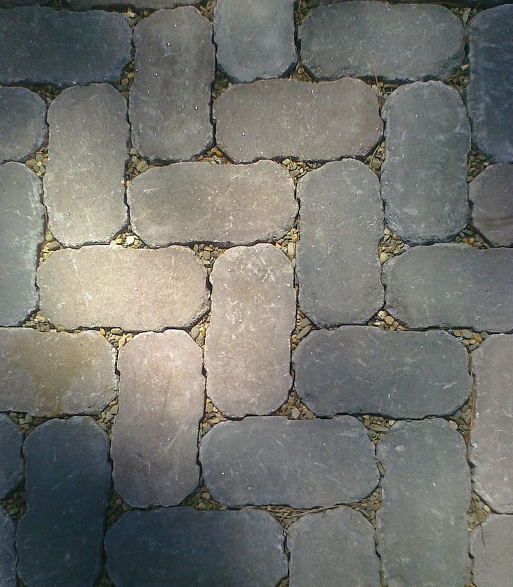 100% Pervious Driveway - Watershed Pavers