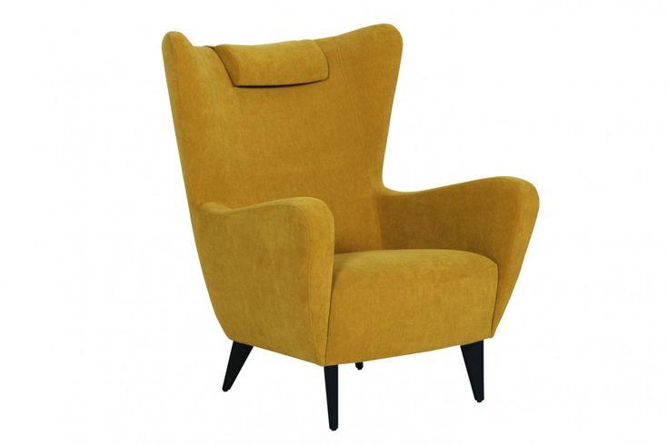 INNEX Designové křesla   Křeslo ELSA od Sits  #design #kreslo #nabytek #furniture #armchair