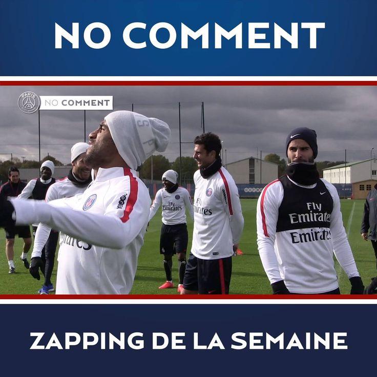 Find Lucas Moura asking for the sun to come back in No Comment !! ☀  Lucas Moura demande au soleil de revenir dans le No comment !! ☀