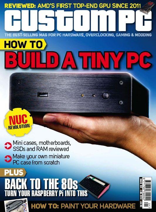 Custom PC - January 2014 English | 132 Pages | True PDF | 34.72 Mb