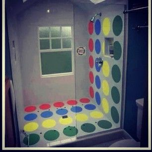 Shower Twister Wanna Play Showers Bath Spa