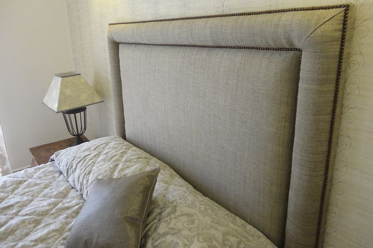 Bespoke headboard by Limitless Creations