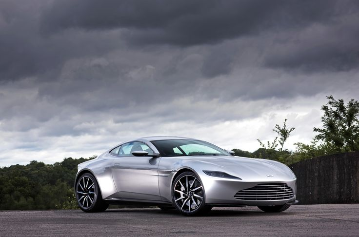 Aston Martin DB10: The Most Wanted Car in the World Photos | Architectural Digest
