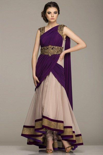Anarkali, Clothing, Carma, Anarkali ,  , Midnight Goddess , Evening,Festive , Wedding,Sangeet,Reception , Ethnic , soft net , India , Dryclean Only ,  ,