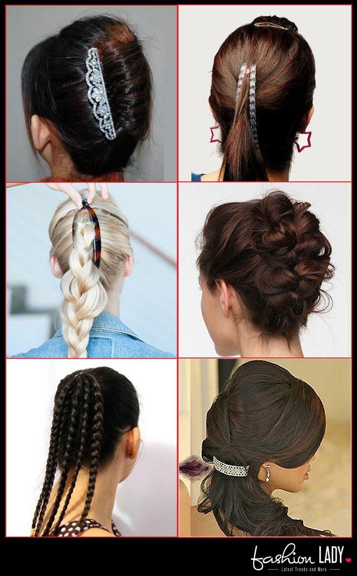 best 25+ banana clip hairstyles ideas on pinterest | banana clip