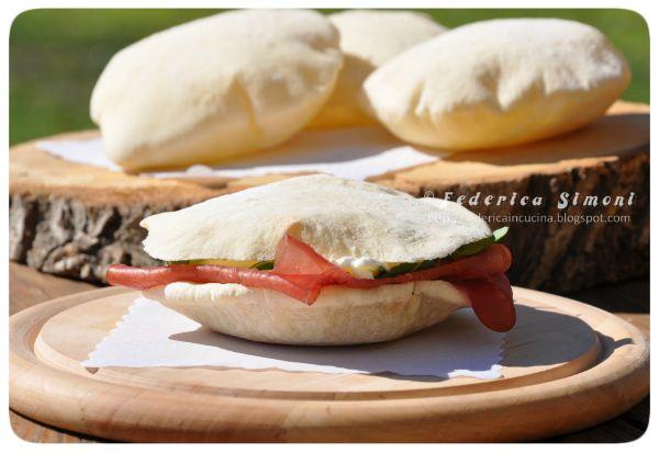 La cucina di Federica: Pane Pita