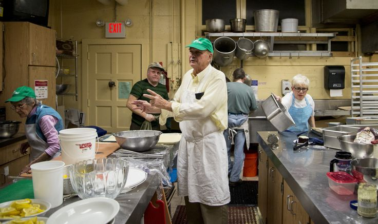 Inside the legendary Friday fish fry at St. Albert the Great   Star Tribune
