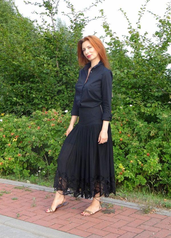 Szafa marzeń - w poszukiwaniu własnego stylu. Romantyczny minimalizm | Lady and the dress