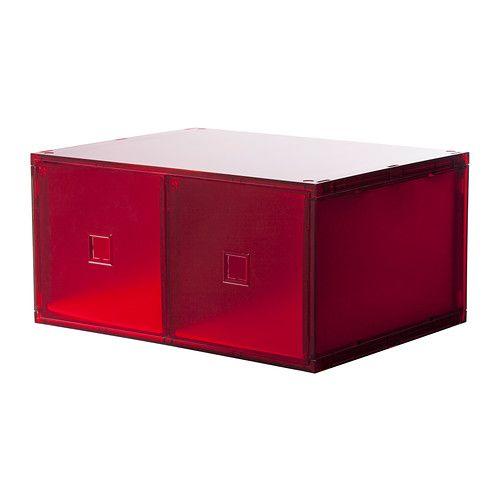 LEKMAN Miniladekast met 2 lades - IKEA