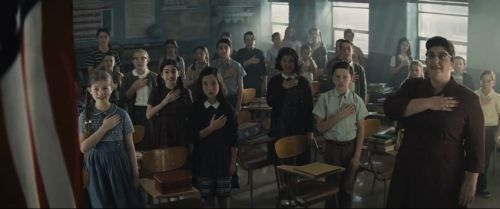 Bridge of Spies (globe at the back of the classroom).